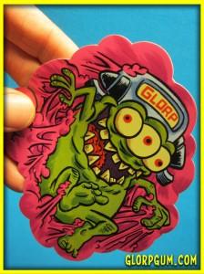 sticker-gum