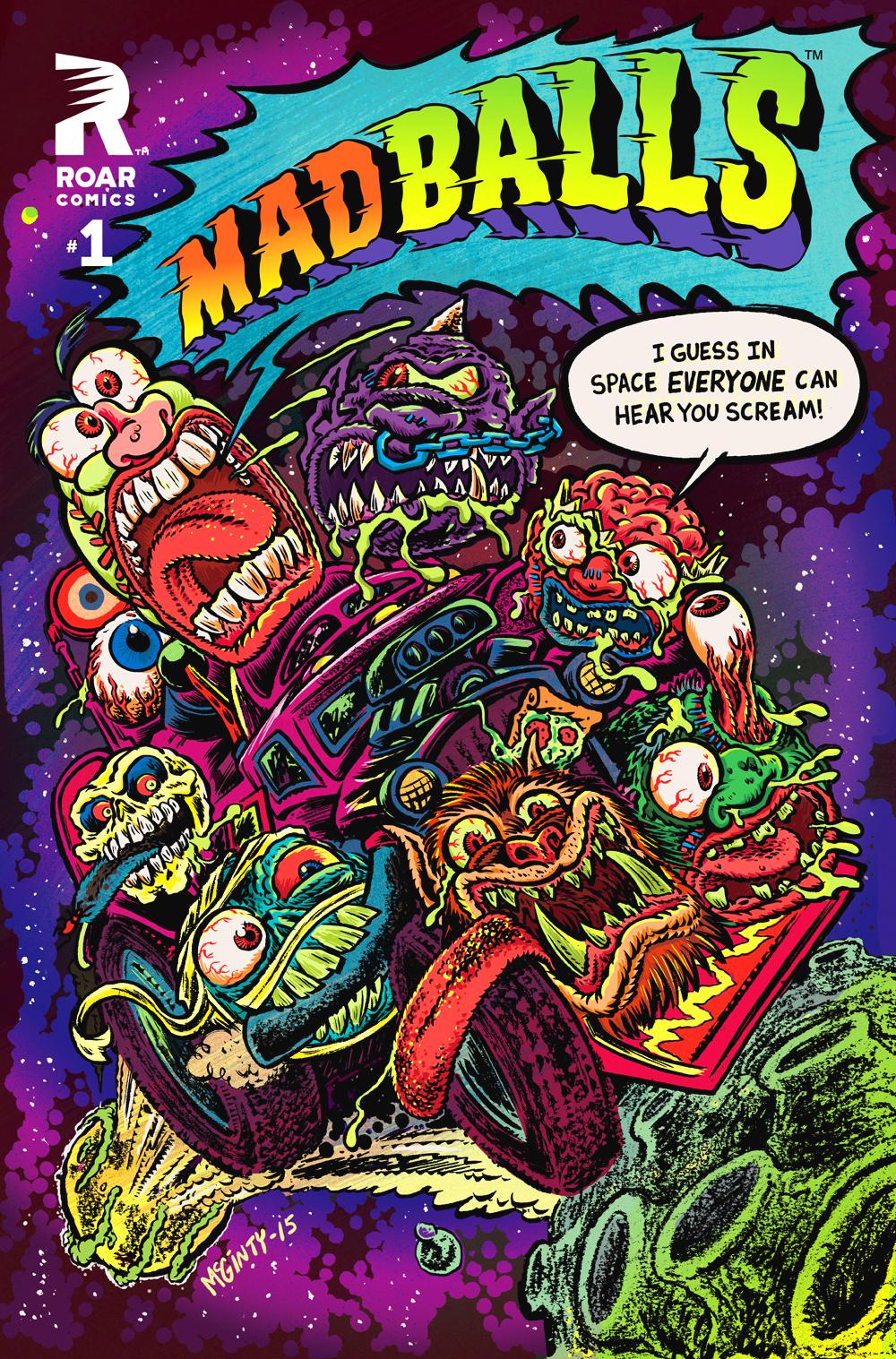 MadBalls cover 2