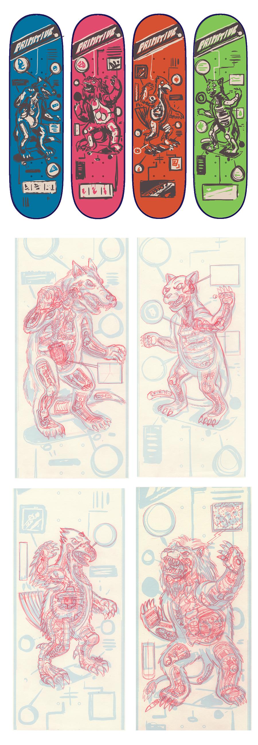 primitive-sketches